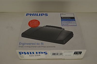 Philips LFH 2330/00, 4 Pedal Foot Control - USB **NEW***