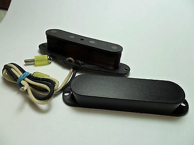 Custom Musicmaster Bass Pickup Hand Wound by The Pickup Wizard