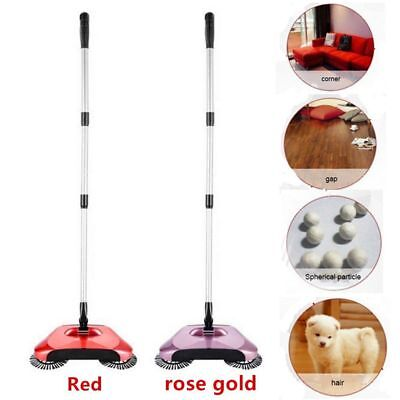 2017 automatic hand push sweeper broom household cleaning without electricity BB