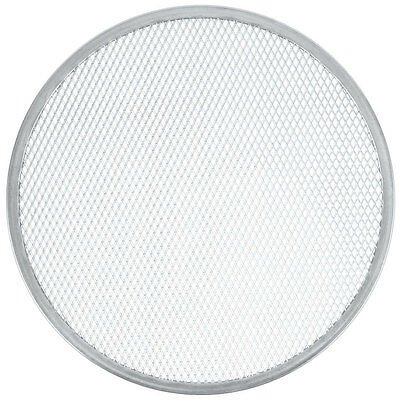 """Aluminum Seamless Pizza Screen 12"""",14"""",16"""" and 18"""""""