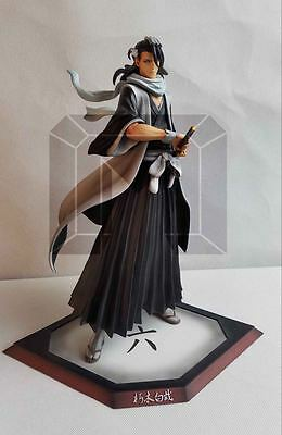BLEACH-Kuchiki Byakuya-Resin Statue figure Limited sale-Pre-sale-About to arrive