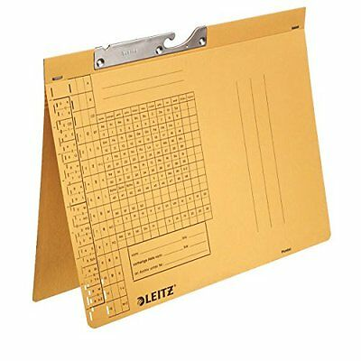 Leitz 20940015 - hanging folders & accessories (Yellow, A4, (e4o)