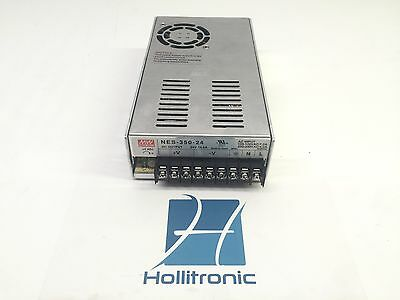 Mean Well MW NES-350-24 24VDC 14.6A 350W Regulated Switching Power Supply