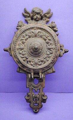 Rare Dutch/English bronze decorated candle holder 17th century AD
