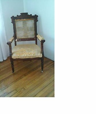 Antique Chair Hand carved - South Florida - Pick UP ONLY
