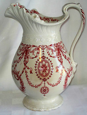 Dudson Wilcox & Till Water Pitcher (England)