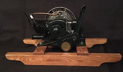 Great Running RESTORED 1936 Maytag Model 92 Gas Engine Motor Hit & Miss Antique