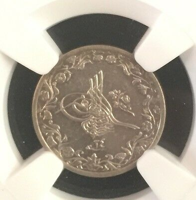 1293//24 Egypt 1/10 Qirsh Ngc Ms65 Pop.2
