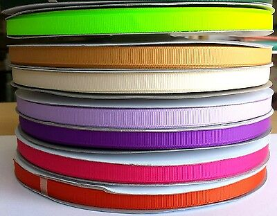 ***Clearance***  10mm GROSGRAIN RIBBON 100 yards