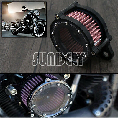 Air Cleaner Intake Filter System For Harley Davidson Sportster Seventy Iron 883