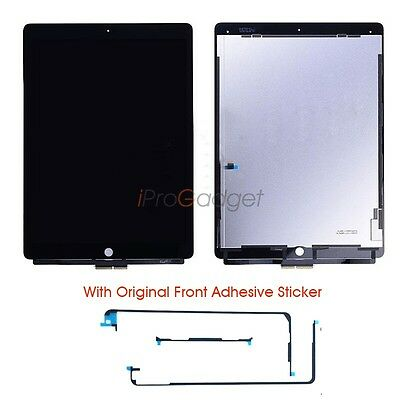 Original Black White Display For iPad Pro 12.9 inch LCD Screen Touch Assembly