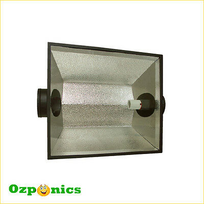 HYDROPONICS 'THE HOOD' AIR COOLED REFLECTOR (6 INCH) For MH & HPS Grow Lights