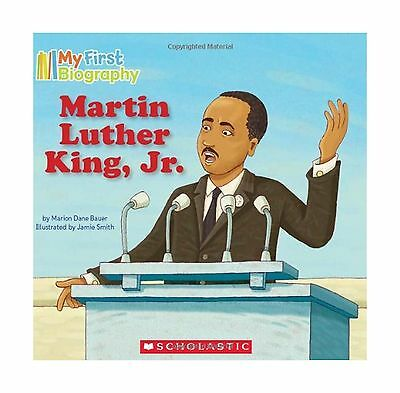 My First Biography: Martin Luther King Jr. Free Shipping