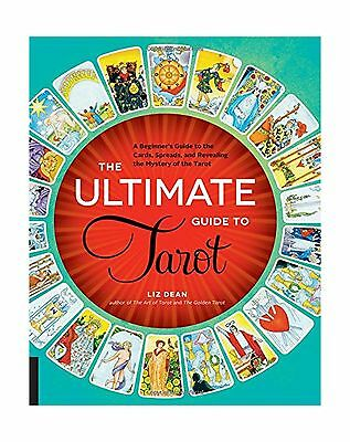 The Ultimate Guide to Tarot: A Beginner's Guide to the Cards Sp... Free Shipping