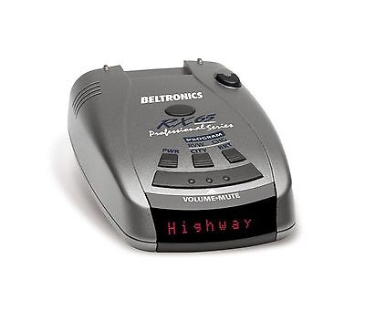 Beltronics RX65-Red Professional Series Radar Detector Red Disp... Free Shipping