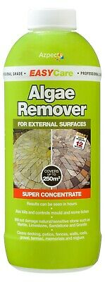 Algae Remover - 1 Ltr Concentrate. Professional Grade Azpects