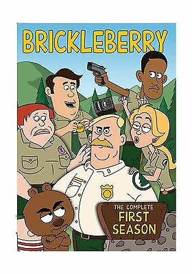 Brickleberry: The Complete First Season Free Shipping