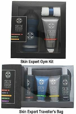 Style & Grace Mens Skin Expert Gift Sets Perfect Present For Him