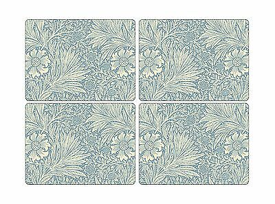 Pimpernel William Morris Marigold Blue Placemats - Set of 4 Free Shipping