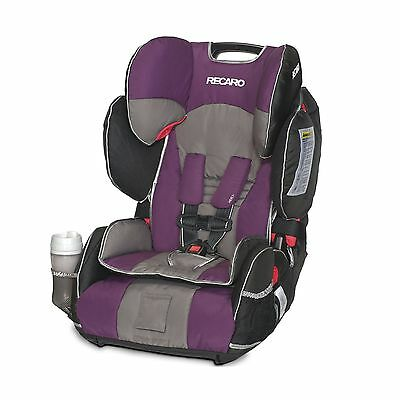 RECARO Performance SPORT Combination Harness to Booster Car Sea... Free Shipping