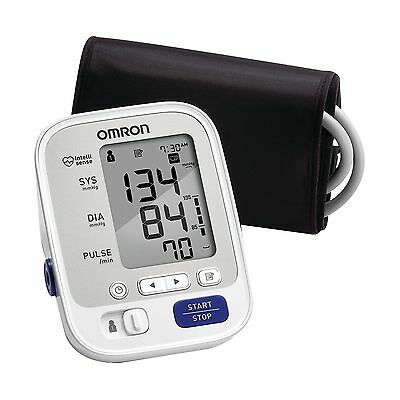 Omron BP742N 5 Series Upper Arm Blood Pressure Monitor with Cuf... Free Shipping