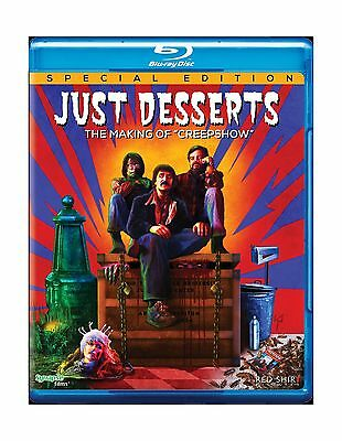 Just Desserts: The Making Of Creepshow [Blu-ray] Free Shipping