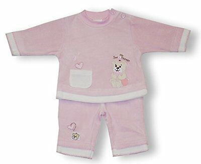 Schnizler - Nickianzug My Sweetheart, 2 Lagen Look, Jogging Suit unisex (W7E)