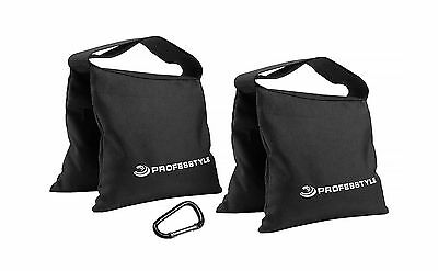 Professtyle Sandbag Weight For Photography & Light Stands With ... Free Shipping