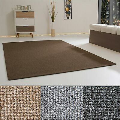 Modern Living Room Rug Meddon - Very Uncomplicated Rug In 4 Colours