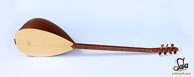 Turkish Professional Long Neck Mahogany Baglama Saz For Sale Msl-101-2