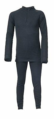 Trespass – Unite360 1 x base layer Set, Uomo, Unite360, Black X, (k5w)