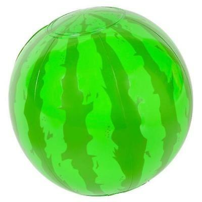 Mini 4.5 Inch Inflatable Watermelon Beach Ball - Blow Up Food Summer Party Toy
