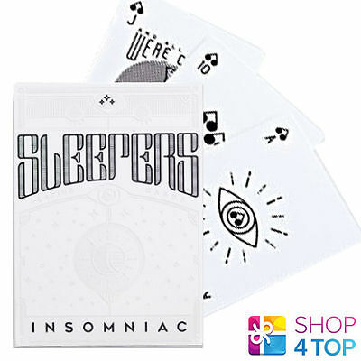 Ellusionist Sleepers V2 Insomniac Playing Cards Deck Magic Bicycle Tricks Uspcc