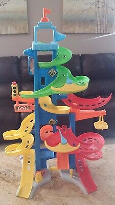 Fisher-Price Little People City Skyway Tracks Hard to Find REPLACEMENT Toy Parts