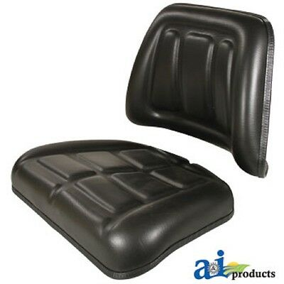 Ford Massey Ferguson Case IH Tractor Seat Cushion Kit Backrest and Bottom A-TKBL