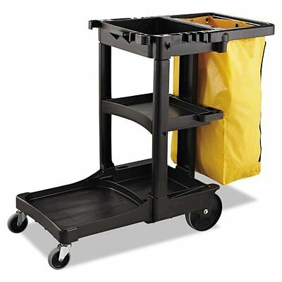 21-Gal Service Carts Zippered Vinyl Cleaning Cart Bag