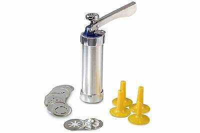 Deluxe Cookie Press with Icing Gun, New