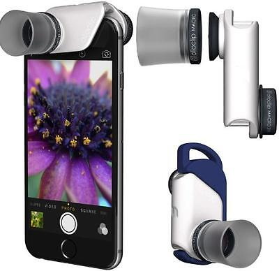 New Olloclip 3-in-1 Macro Lens Kit for iPhone 6/6s - Improve your Phone Images!!