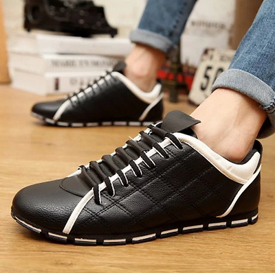 Men 's Outdoor sports shoes Fashion Breathable Casual Sneakers running Shoes new
