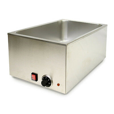Tw - Sej80000C - Stainless Steel Food Warmer, Brushed Finish