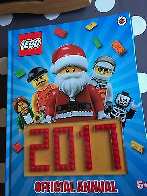 Lego Official 2017 Annual, New Lady bird book. (141 )