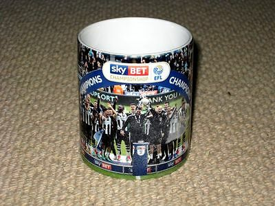 Newcastle United Champions Championship Winners 2017 MUG