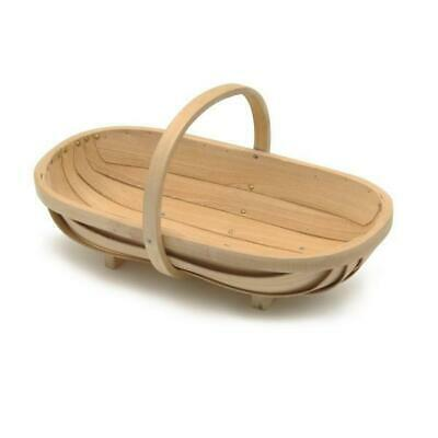 BURGON & BALL  |  Traditional Wooden Gardening Trug - Medium