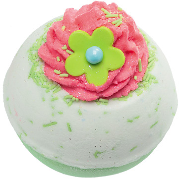 BOMB COSMETICS - Bath Blaster - APPLE & RASPBERRY SWIRL