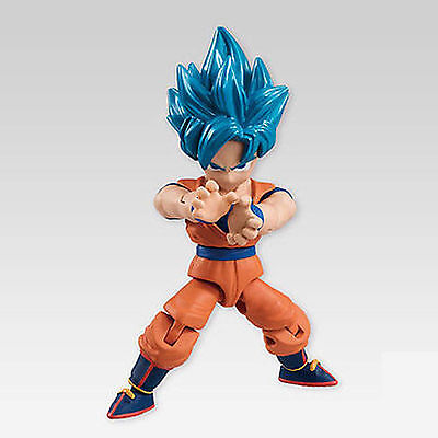 Bandai Dragon Ball Z Power 66 Collection SS God SS Goku Action Figure NEW Toys