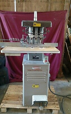 Challenge EH-3A, Single Phase, 3 Hole Paper Drill, 230V          Z