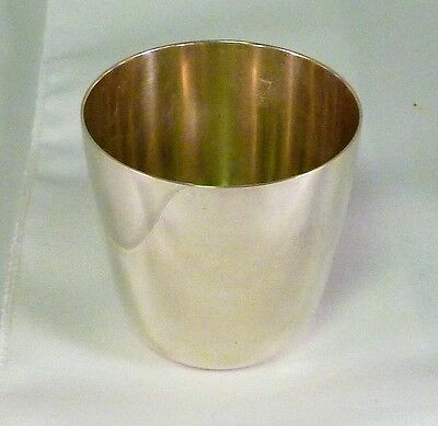 Tiffany & Co. Sterling Silver Beaker After 1965