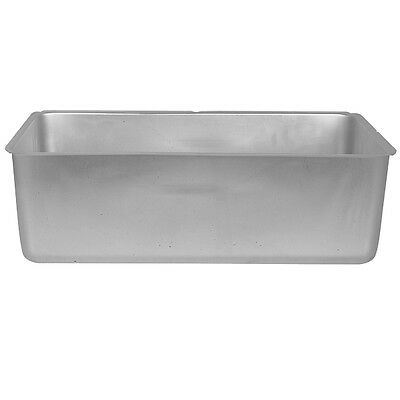 Tw - Alwp001 - Aluminum Water Pan (Lot Of 6 Ea)