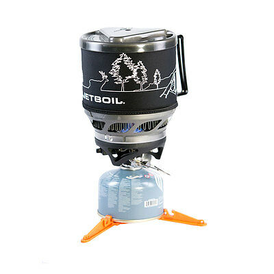 Jetboil MiniMo Personal Cooking System Carbon