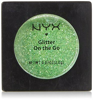 NYX Cosmetics Glitter On The Go - Lime (V2L)
